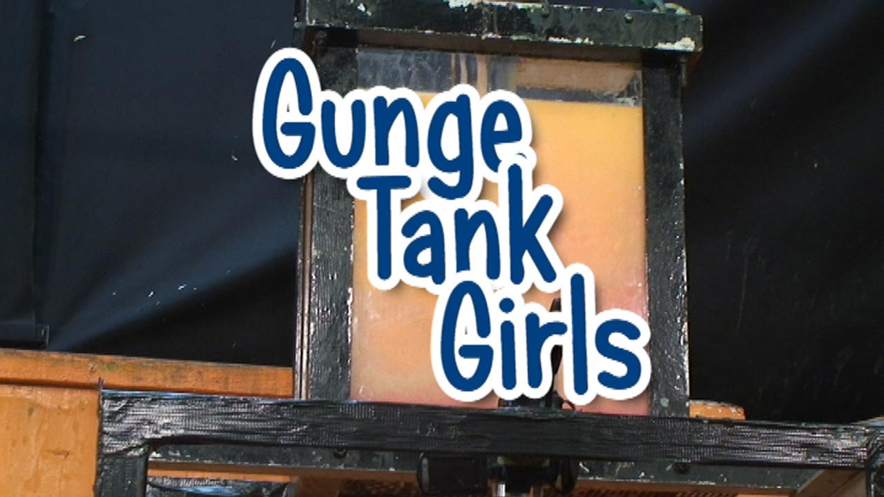 Store Logo Gunge Tank Girls